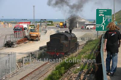 Irish Steam Locos