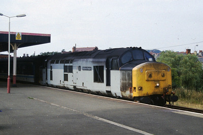 37417 at Llandudno Junction