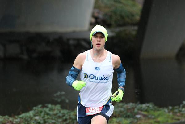 Rain Run 2016 mile 3