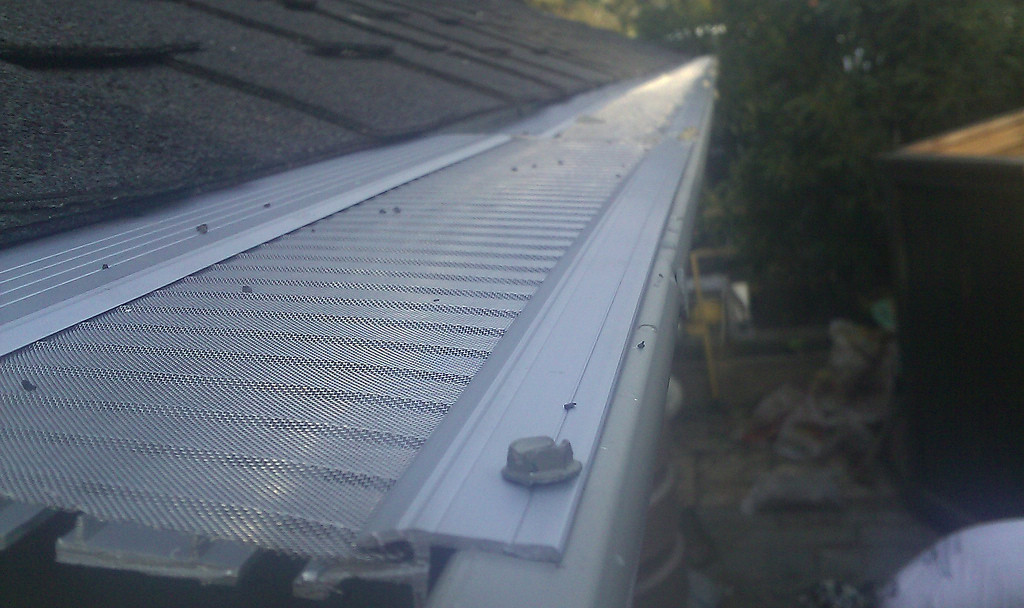 Fine Mesh Gutter Screen