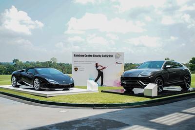 Rainbow Centre Charity Golf 2018