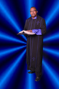 Raines Pastor Stand Blue Streak