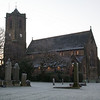 Rainford Church early Sunday morning