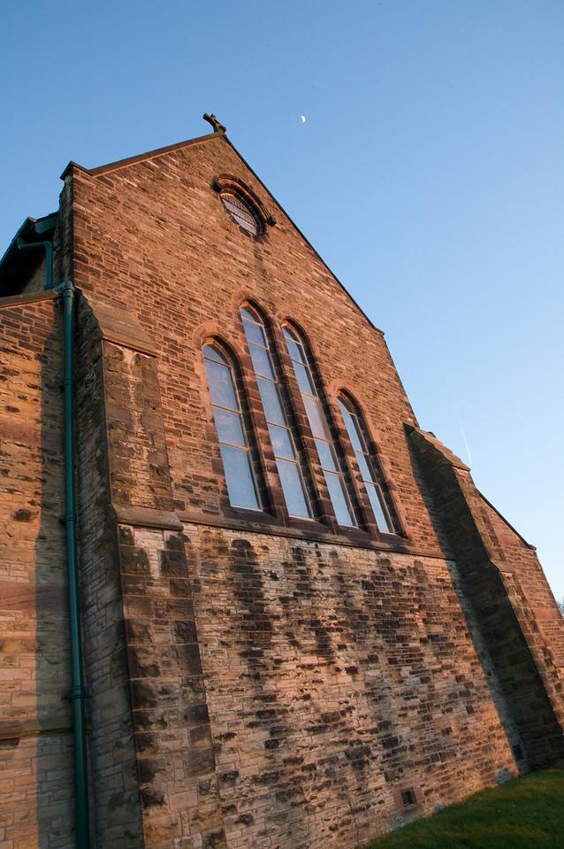 Rainford Church