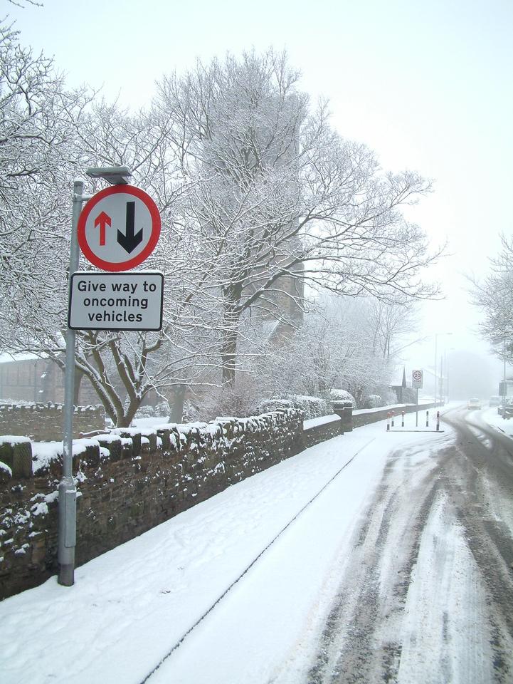Rainford Snow 2006