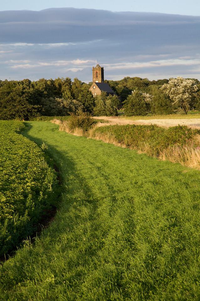 Rainford Landscape 2