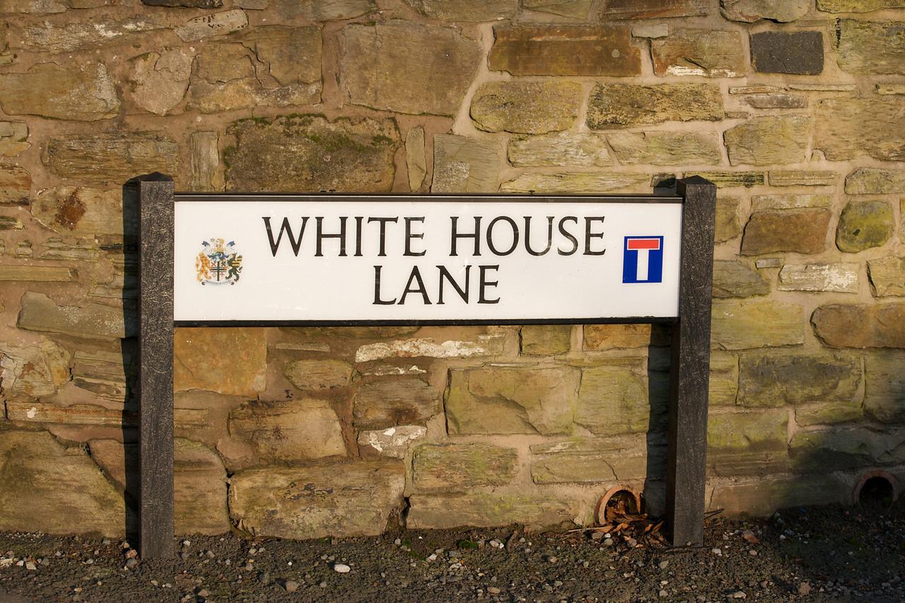 White House Lane