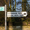 Whitehouse Farm Sign