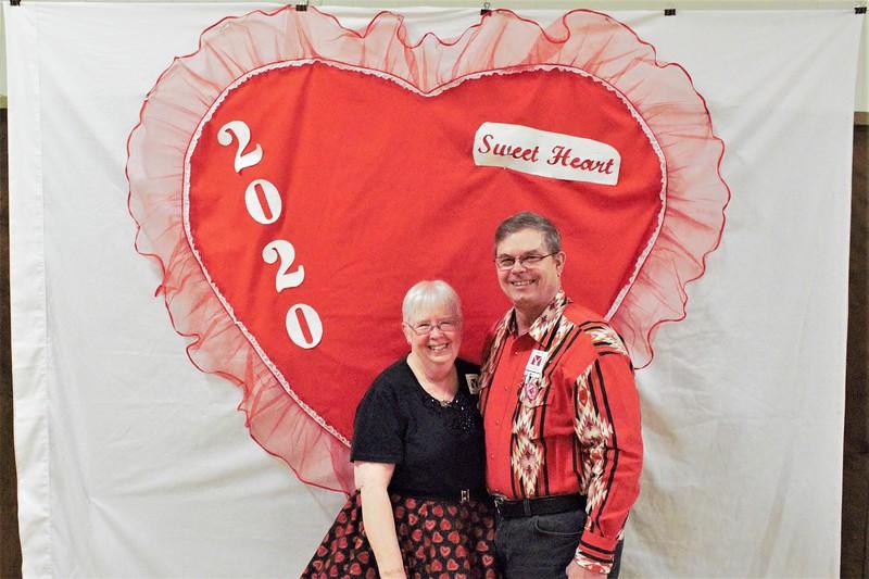 Sherry & Steve Haslett
