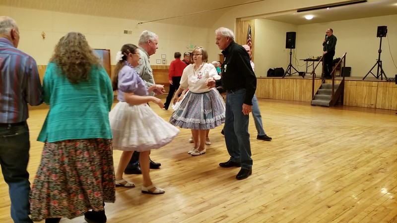 Video. Feb. 22, 2020; of course we square dancers sometimes make mistakes, but we laugh about them and carry on with the fun.