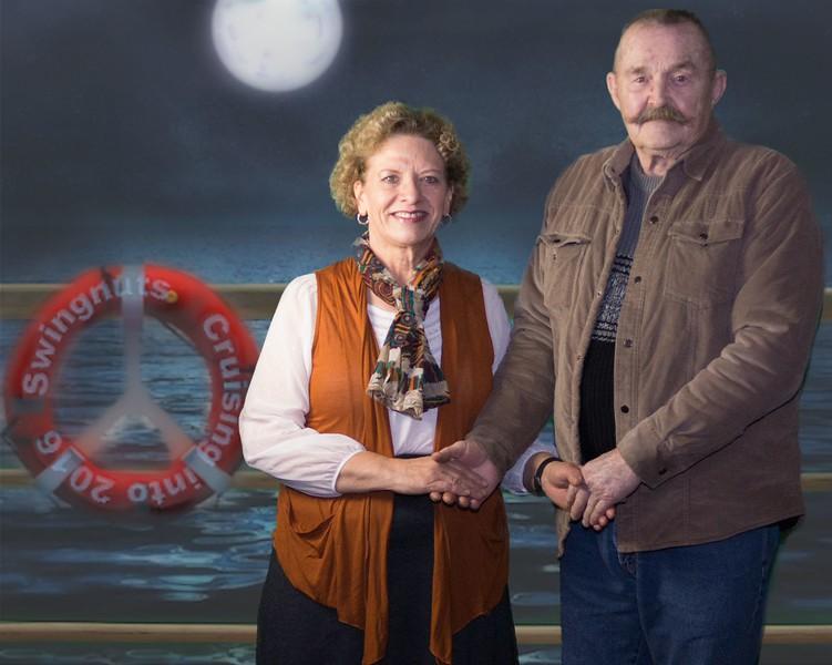 Sylvia Betts & Dan