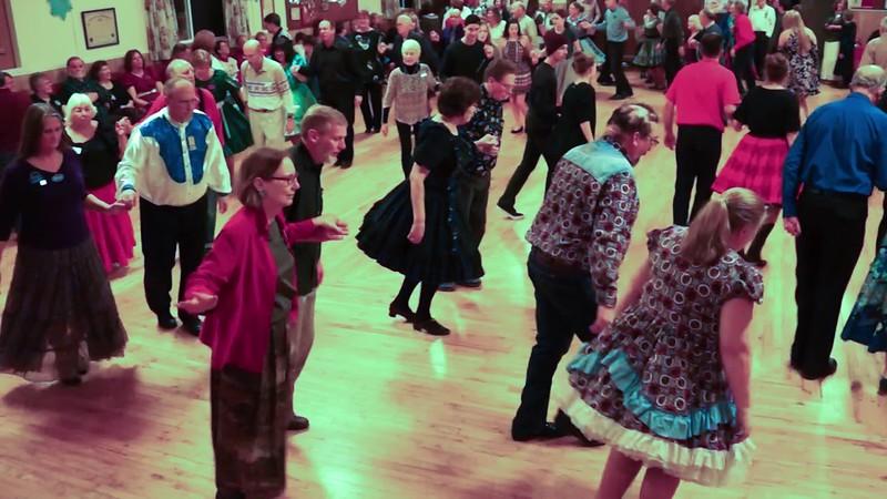 Round Dancers (Video)