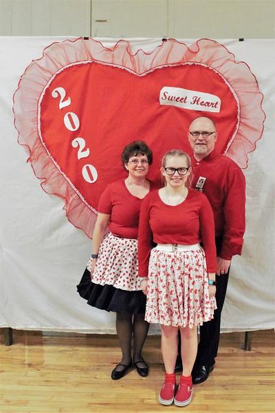 Sue, Sierra, & Greg Weber