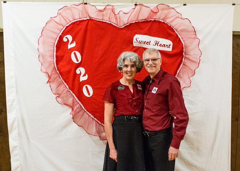 """2020 """"Sweetheart Couple"""""""