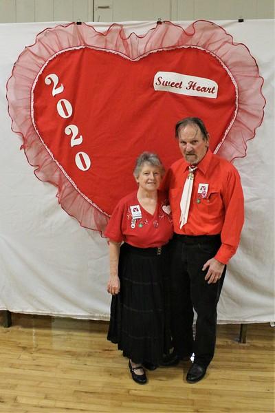 Carolyn & Everett Colglazer
