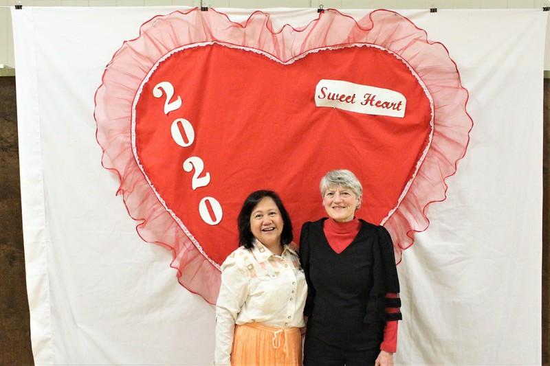 Ann Nabors & Shannon West