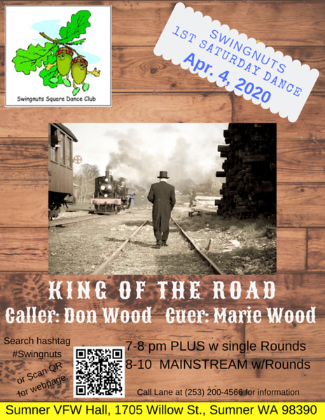 """""""King of the Road"""" - April"""