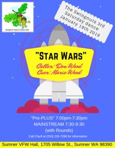 """""""Starwars"""" - January 2019"""