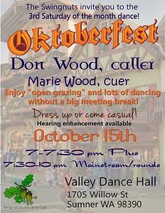 """""""Octoberfest""""- October 2016"""