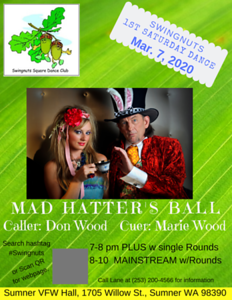 """""""Mad Hatter's Ball"""" - March"""