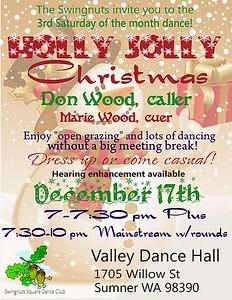 """Holly Jolly Christmas"" - December 2016"