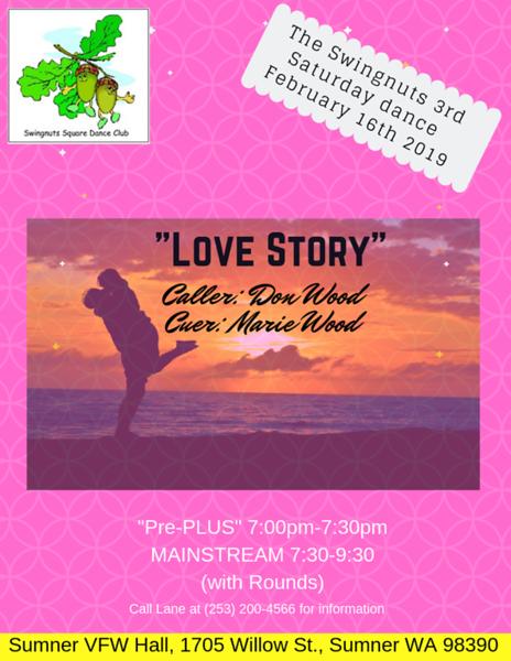 """Love Story"" - February 2019"