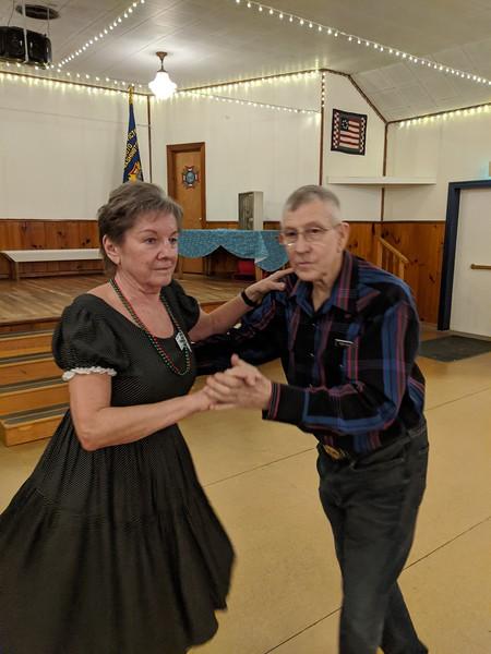 Ingrid Spencer & Tom Banfield