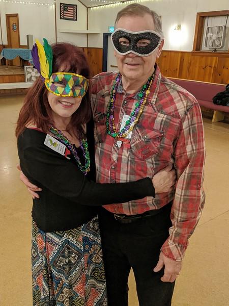Nancy & Bob Woodford