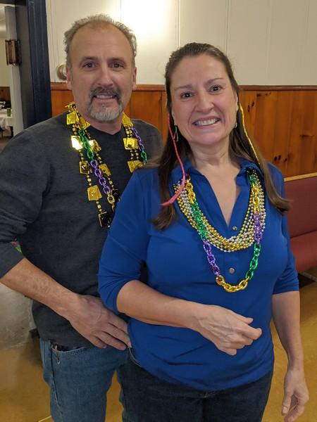 Brent Roberts & Martha Velazquez