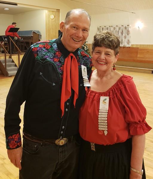 Lane & Gail Johnston