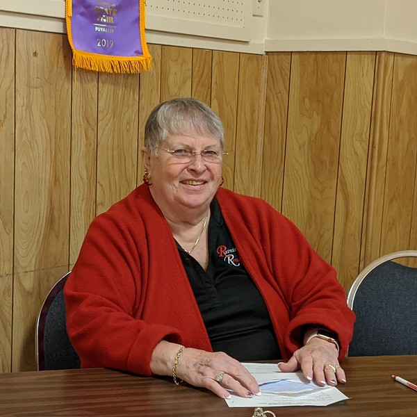 Pama Stockard, founding member