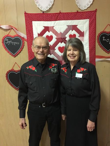 Bob & Barbara Hilde
