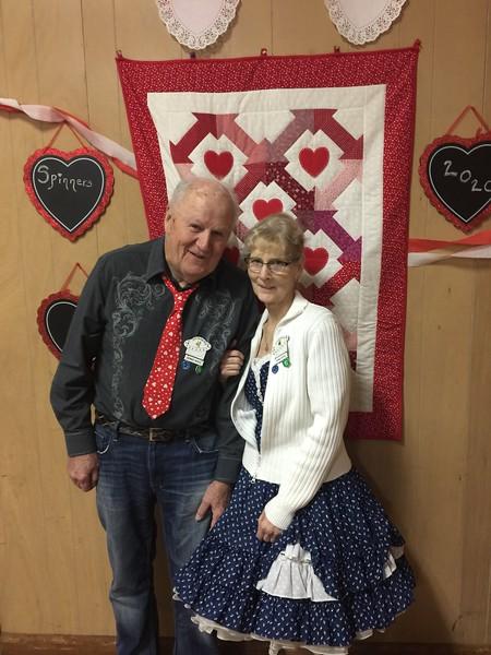 Dennis & Dianna Hicks
