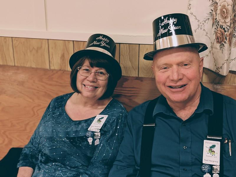 Mary & Paul Hargrove