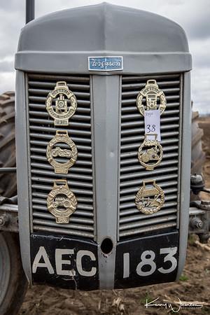 AEC 183 Ferguson TE20