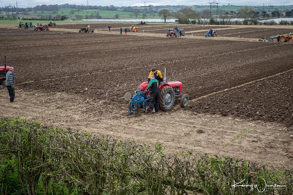 Rainton Match Ploughing