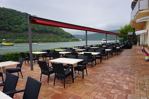 Rainy Drive from Koblenz to Frankfurt 9/15