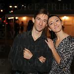 Philip Velinov and Natalia Velinova.
