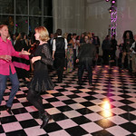 David and Diane Thurmond danced.