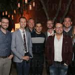 Adam Neff, Evan Davidson, Sean Riley, Brett Trager- Kusman, Josh Laughlin, Kevin Gibson, JP Davis and \nLauren DePaso.