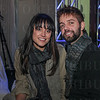 Sandra Perry and Matt Tannahill.
