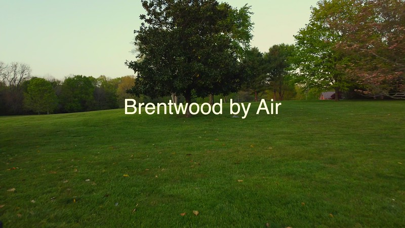Brentwood by air