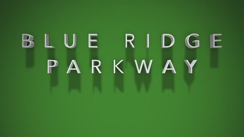 Blue Ridge Parkway Drive