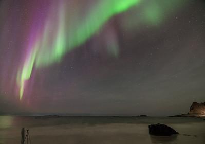 Norwegian Aurora Photography