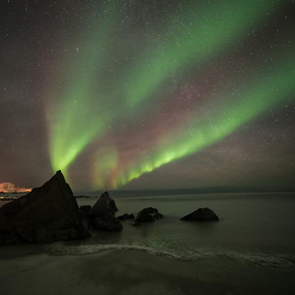 Aurora Eruption!
