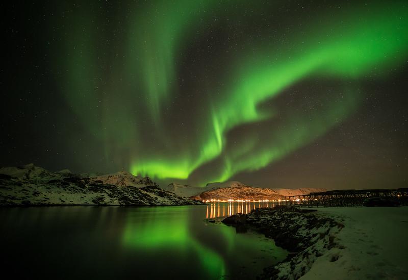 Reflecting on Aurora