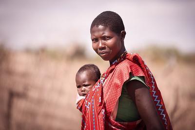 Maasai Woman - www.rajguptaphotography.com
