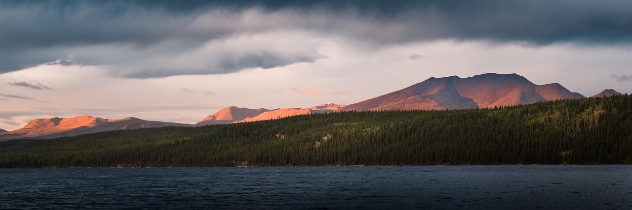 """Sunset at Fox Lake"" - www.rajguptaphotography.com"