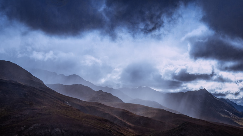 """""""Misty Mountains"""" - www.rajguptaphotography.com"""