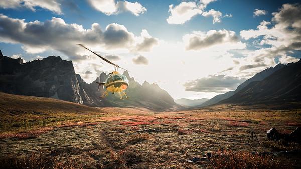 Flying into paradise - www.rajguptaphotography.com